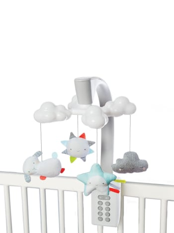 Skip Hop - Moonlight & Melodies Projection Mobile Clouds