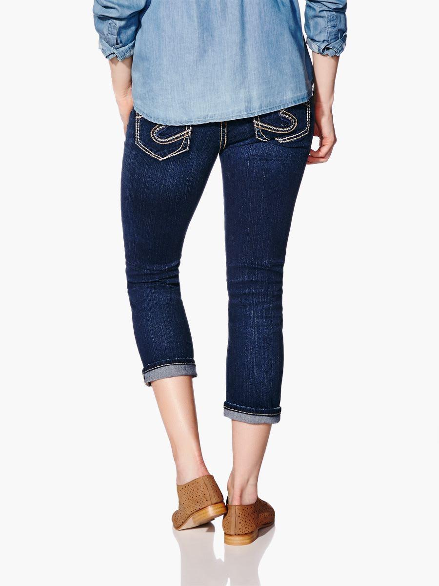 Silver Jeans Maternity - Xtellar Jeans