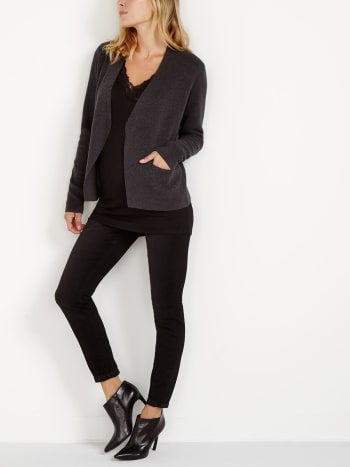 Stork & Babe - Cotton Maternity Blazer