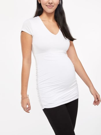 Stork & Babe - Short Sleeve Maternity T-shirt