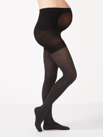 Essential Grey Maternity Tights