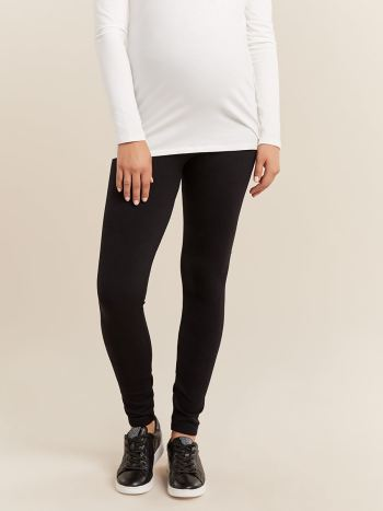 Patterned Maternity Legging