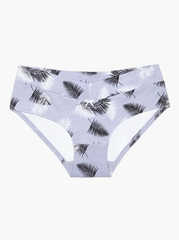 Printed Hipster Maternity Panty