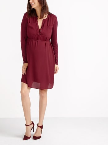 Stork & Babe - Long Sleeve Dress