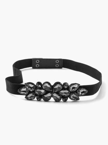 Maternity Belt with Sparkling Stones