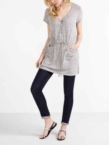 Knit Nursing Tunic