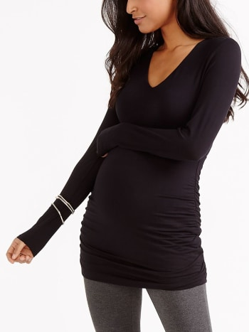 Stork & Babe - Essential Maternity Top