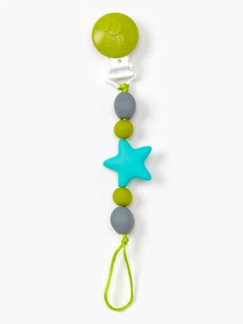 Bulle Bijouterie - Teething Pacifier Clip