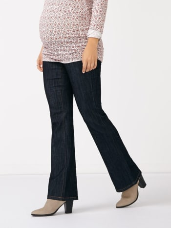 Flared Maternity Jean