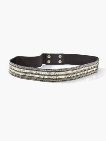 Studs and Sequins Maternity Belt