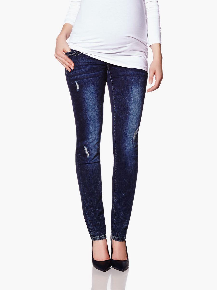 Silver Maternity Jeans Canada - Jon Jean