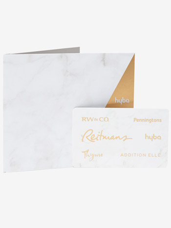 Reitmans Canada Gift Card - What's your Style?
