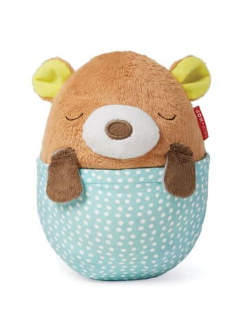 Skip Hop - Moonlight & Melodies Hug Me Projection Soother Bear