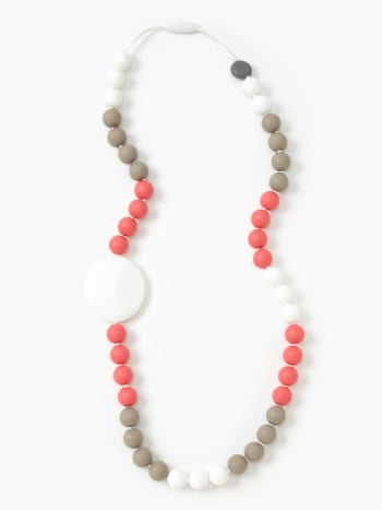 Bulle Bijouterie - Collier de dentition multicolore