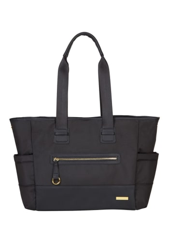 Skip Hop - Chelsea 2-in-1 Tote Diaper Bag.Black.1SIZE