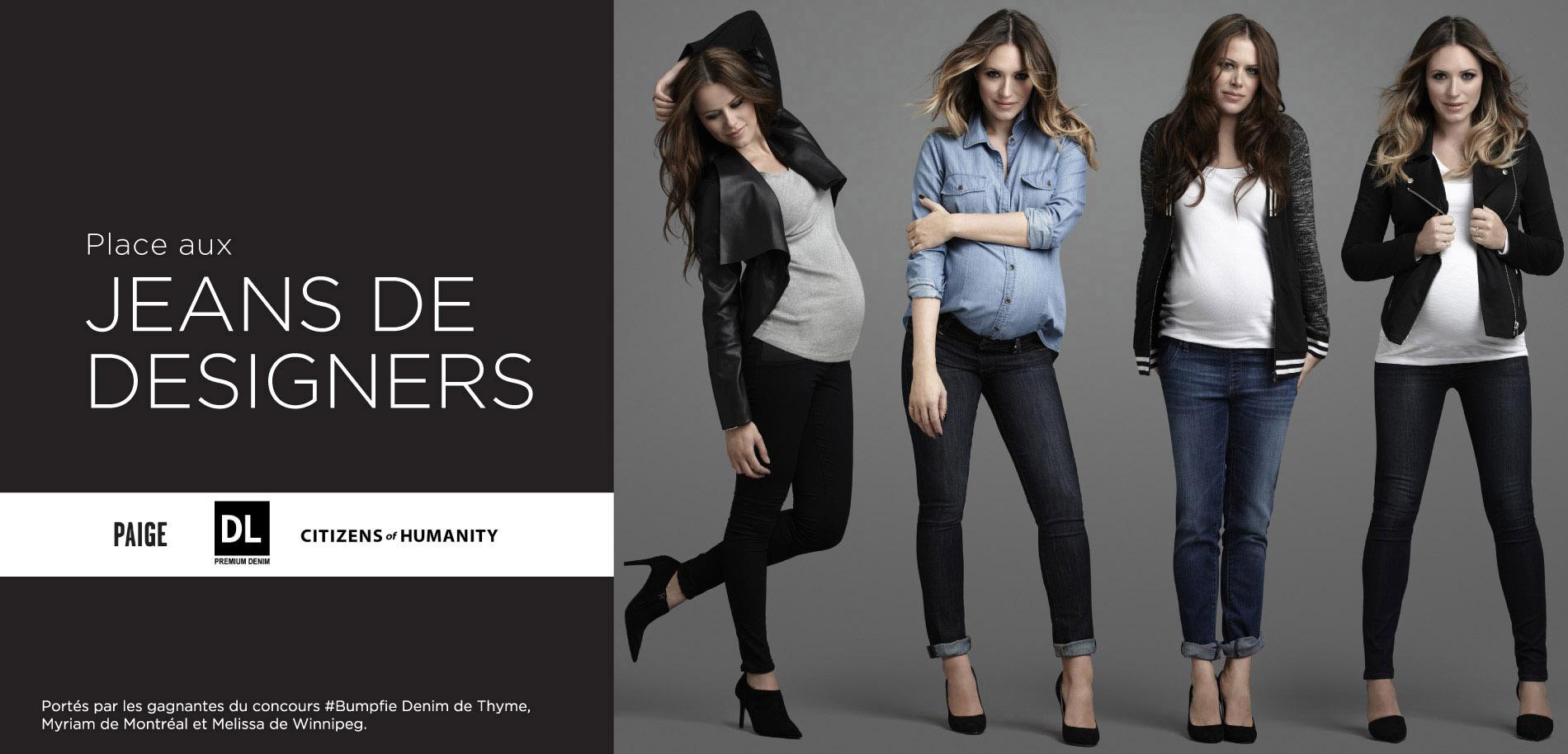 Jeans de designers slide 1