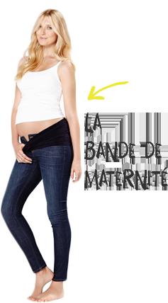 La bande de maternité