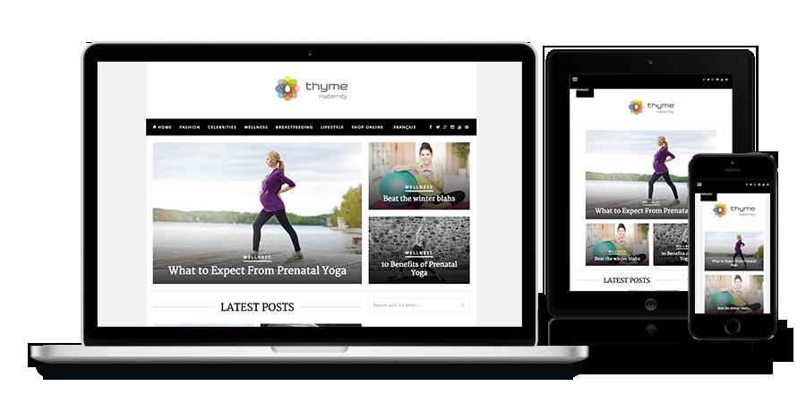 Consultez notre blogue http://blog.thymematernity.com/fr/