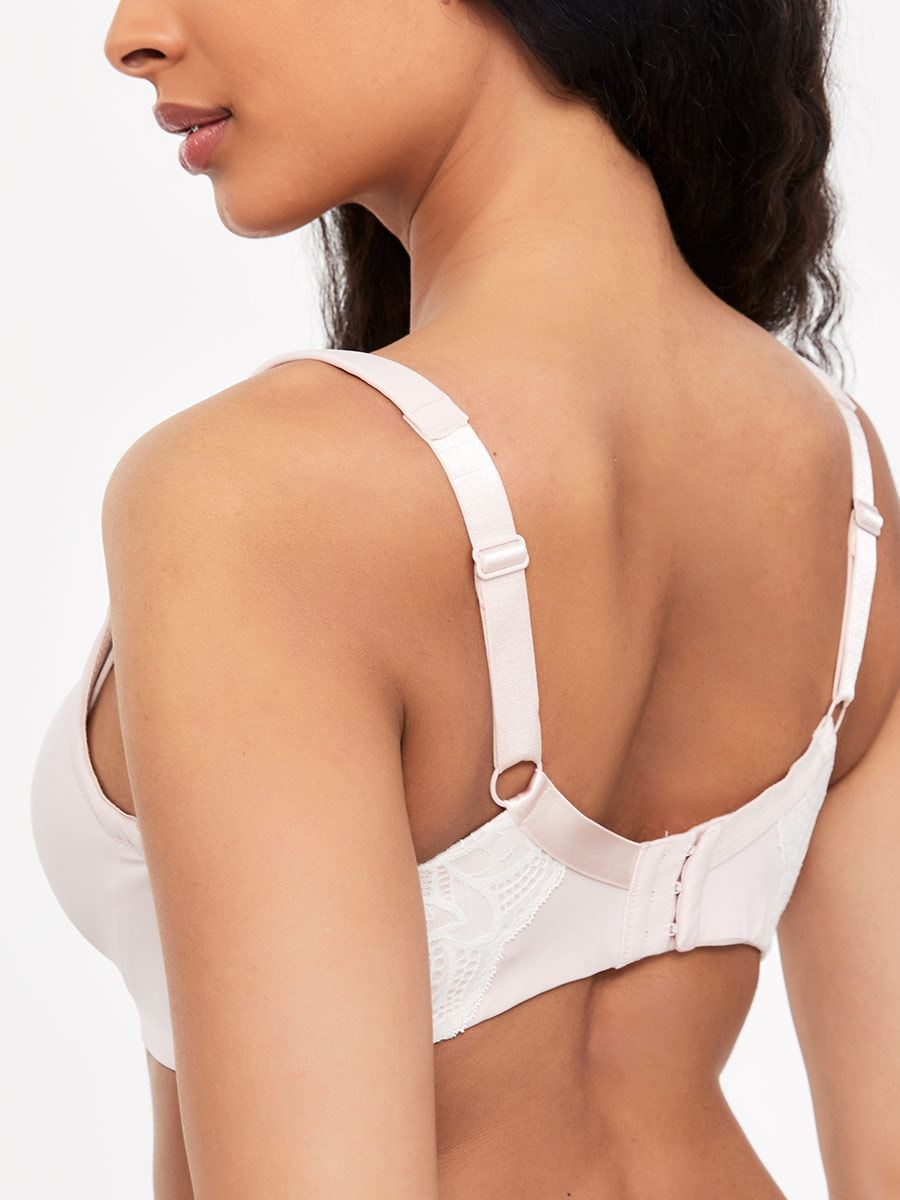 e03b75bce Contour Balconnet Underwire Nursing Bra with Lace