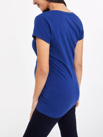 Nursing Short Sleeve T-Shirt