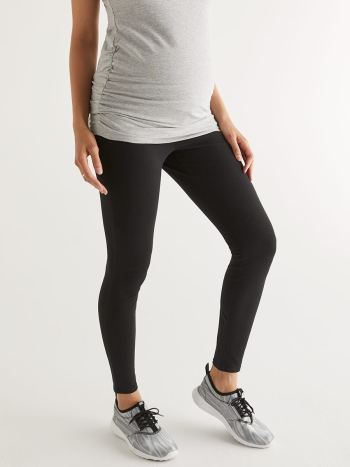 Basic Cotton Maternity Legging