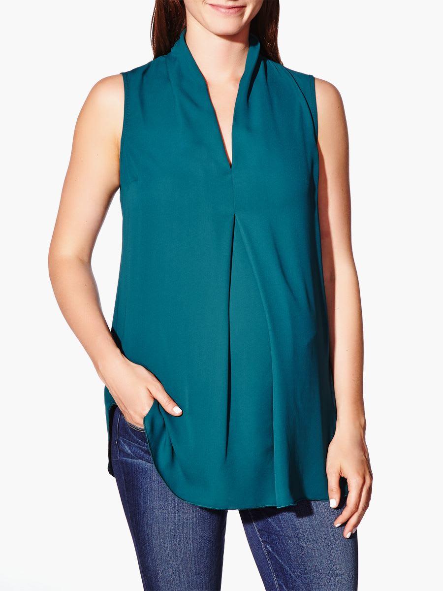 Maternity blouses