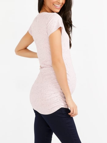 Printed Maternity T-Shirt
