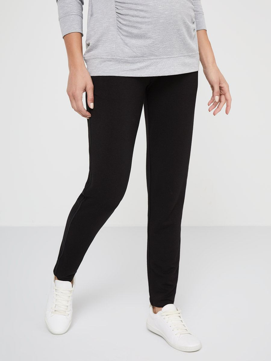 7be9bbded3 French Terry Maternity Joggers
