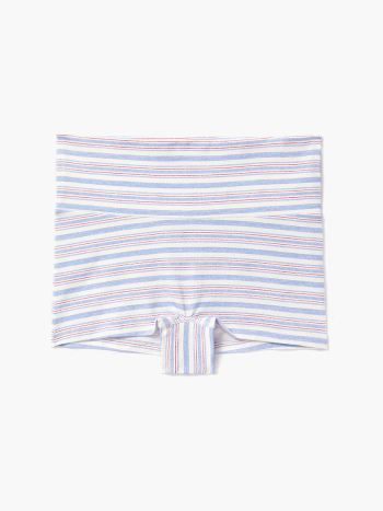 Striped Boyshort Maternity Panty