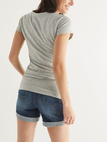 Now & After Maternity Jean Short