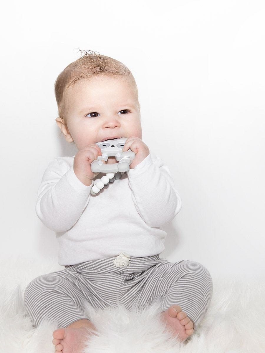 Glitter & Spice - Set of Teething Accessory and Clip