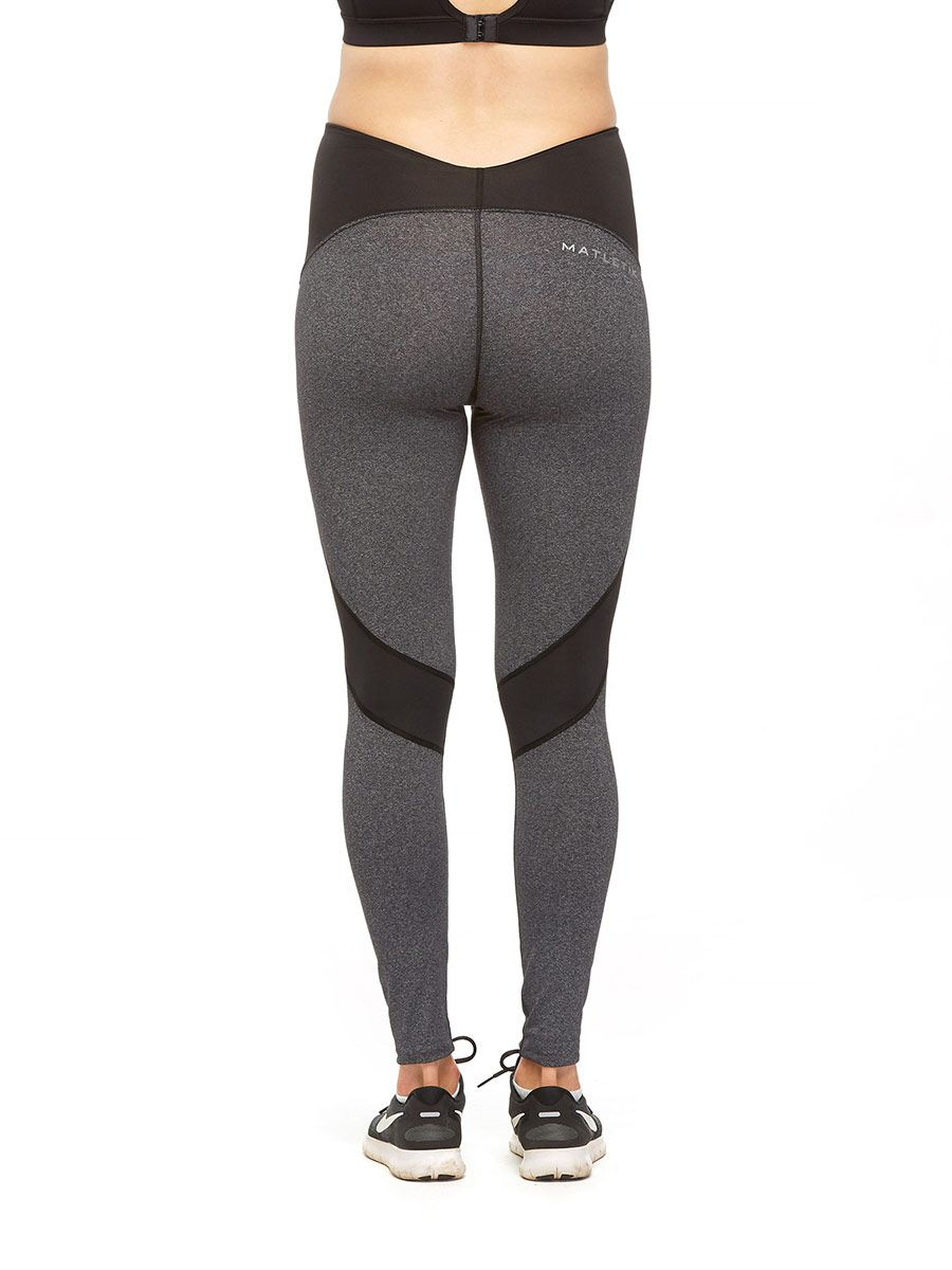 Matletik - High Waist Colour Block Active Legging