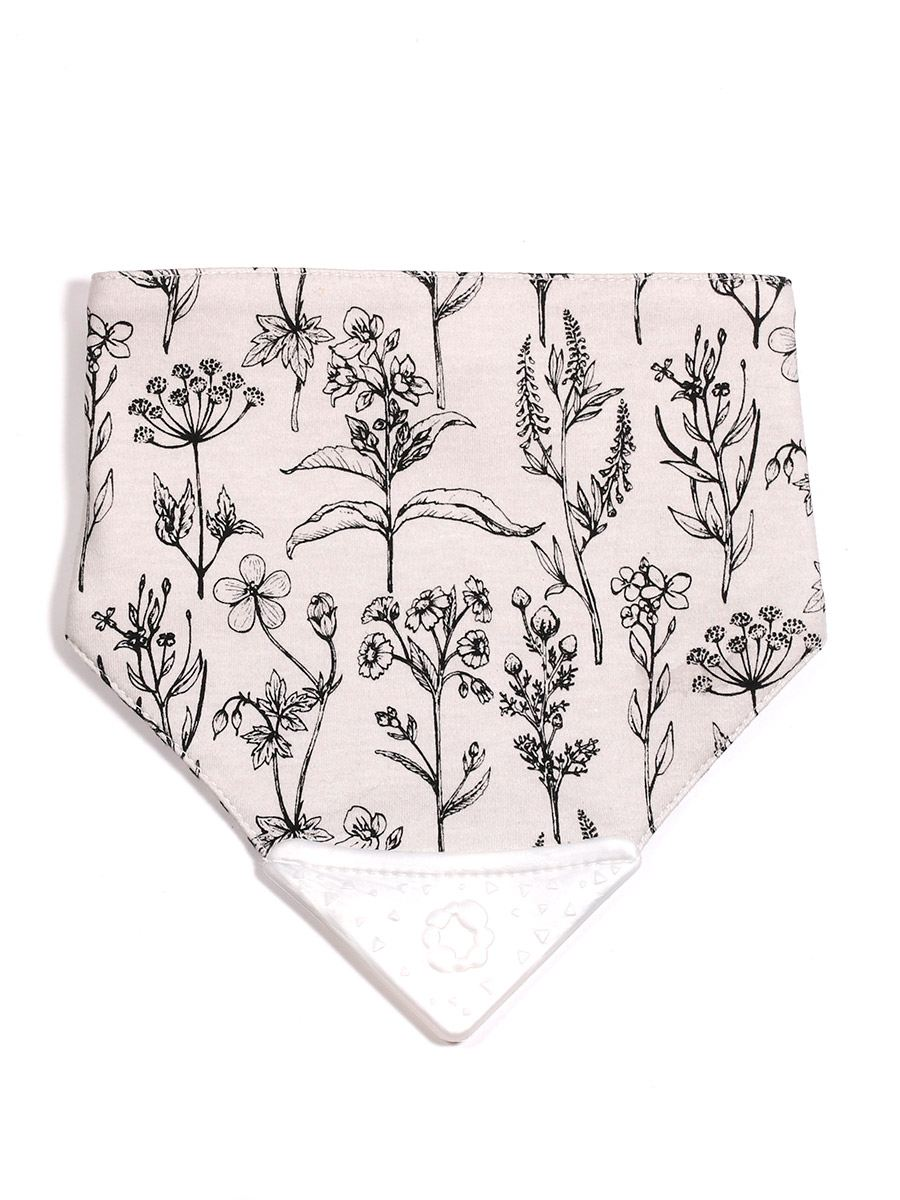 Bulle Jewelry - Teething Baby Bib