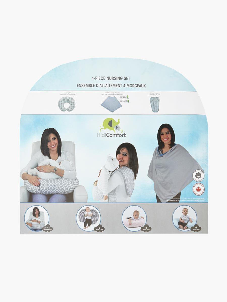 Kidicomfort 4 Piece Nursing Set Thyme Maternity