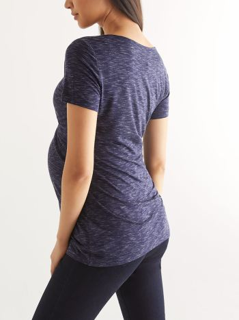 Front Knot Nursing Top