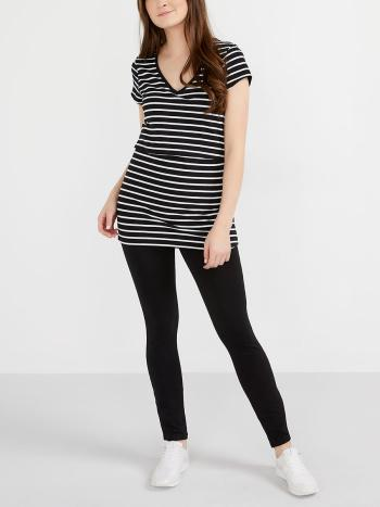 Striped Nursing T-Shirt