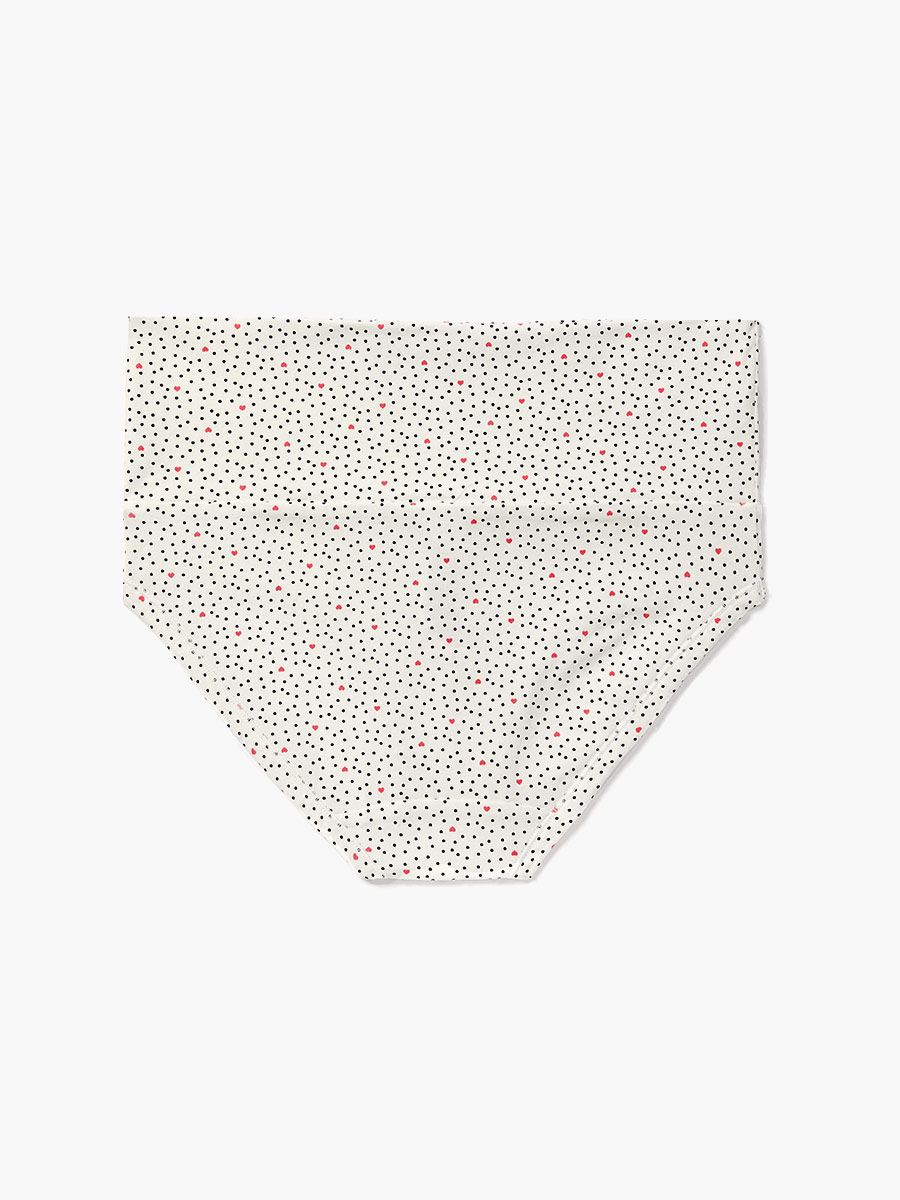 Printed Foldover Maternity Brief Panty