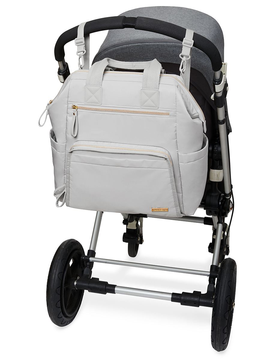 Skip Hop - Mainframe Wide Open Diaper Bag