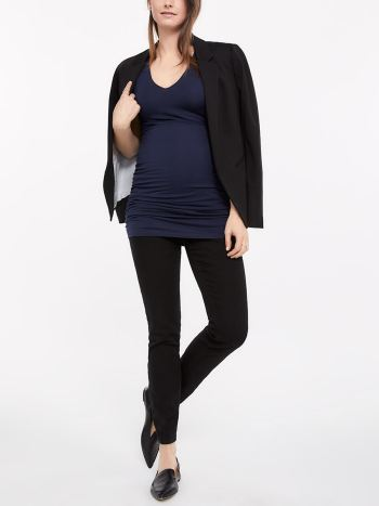 Stork & Babe - Short Sleeve Maternity Top