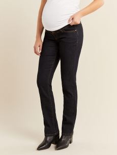 Bootcut Rinse Maternity Jean