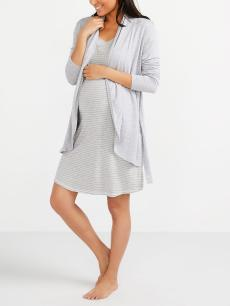 Essentials - Maternity Pyjama Cardigan