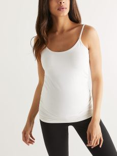 Basic Maternity Tank Top