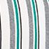 White and Green stripes