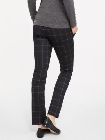Stork & Babe - Plaid Maternity Pant