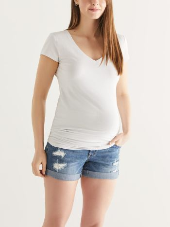 2f95bfe490 Maternity & Pregnancy Clothes: Buy Online | Thyme Maternity Canada