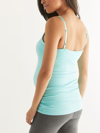 Sleeveless Nursing Cami
