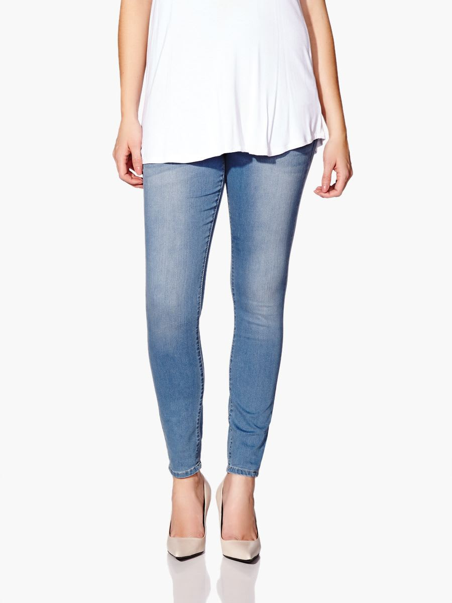 33f74c5148 Insider - Petite Super Skinny Maternity Jean