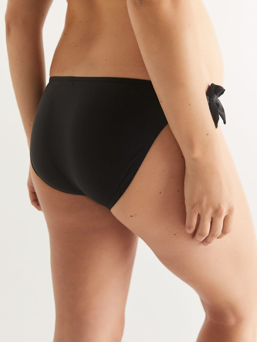 Maternity Swim Bottom With Side Ties