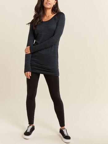 Zip Nursing Tunic