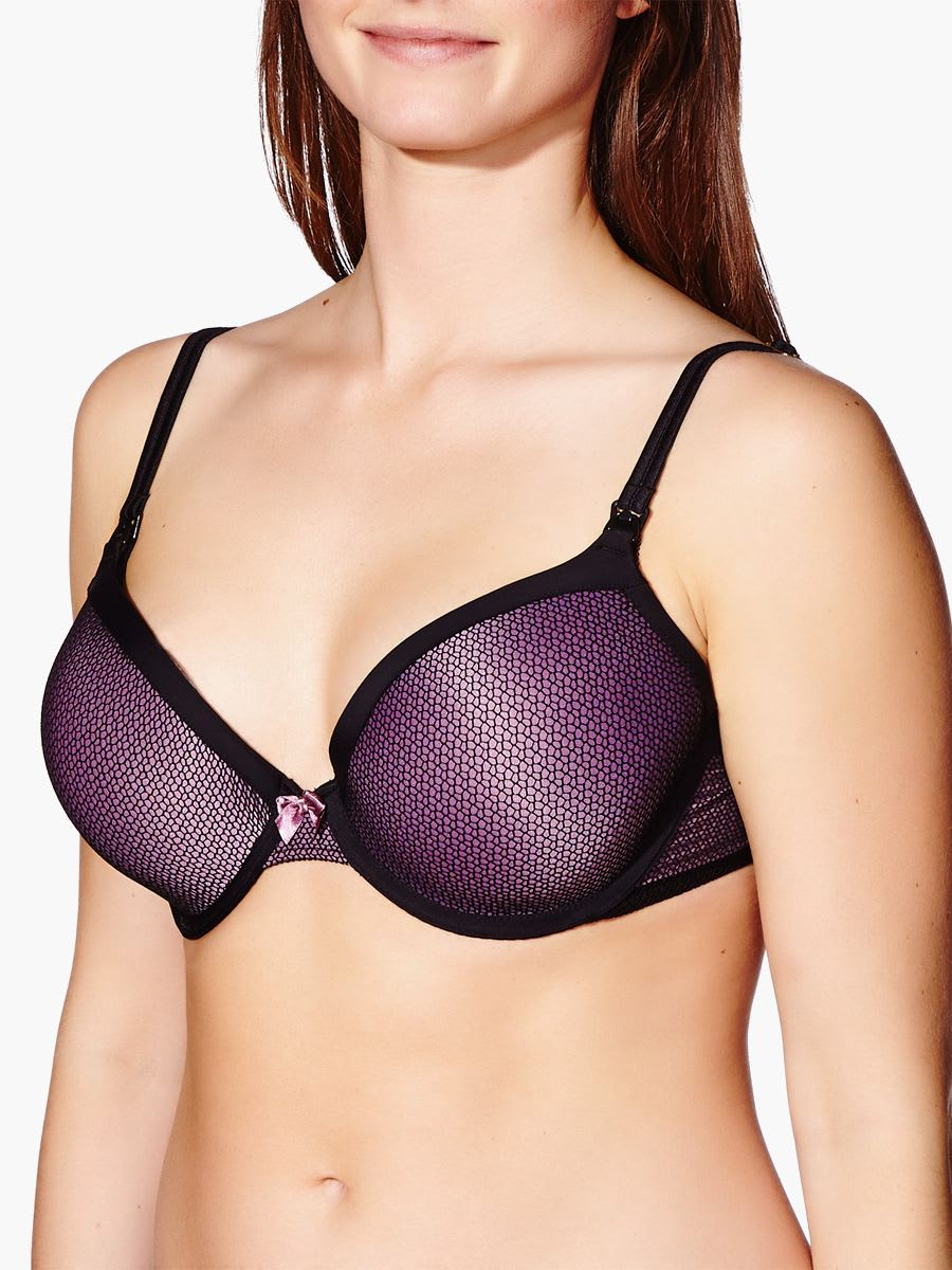 Demi Cup Nursing Bra Tulips Clothing